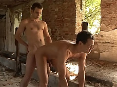 Horny Sexy Men Sucked & Fucked Each Other Hardcore