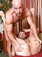 CJ Parker::Dirk Willis - in Gay Porn Photos