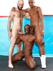 Sam Swift::Jay Black::Tyson Tyler - in Gay Porn Photos