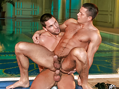 Aric recommend best of gay sex jacuzzi