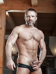 Dirk Caber is plotting something devious in his room one day. He calls his stepson, Colton Grey, into the room to talk about something that had happen
