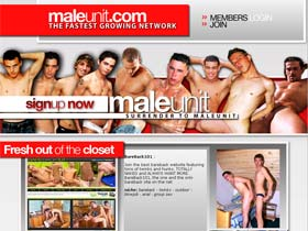 Welcome to Male Unit - biggest collection of hot gay porn!